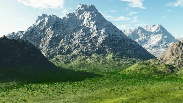 Thumbnail for Luftaufnahme von Big Mountain 2