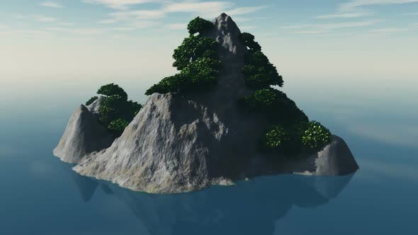 Thumbnail for Loop Rotate Rocky Island