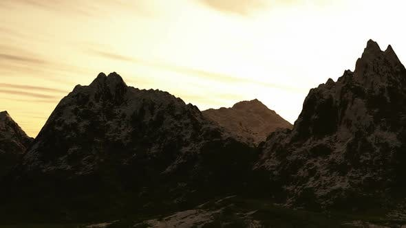 Thumbnail for Mountain Panorama Landscape 2