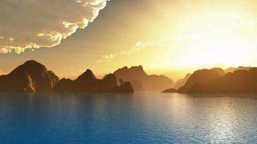 Big Islands In Ocean 1