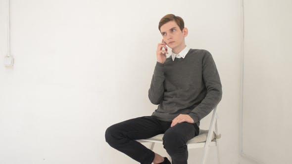 Thumbnail for Dialing Call, Phone Talk