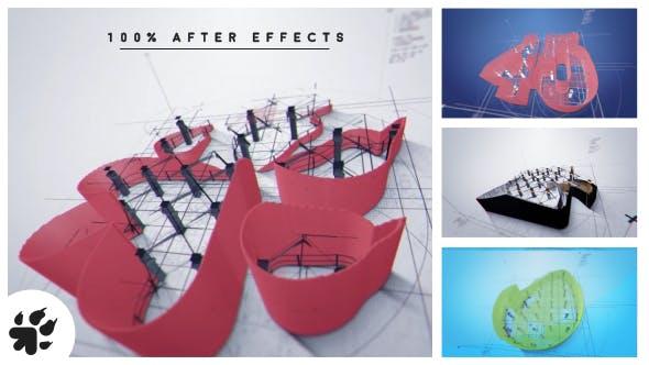 Thumbnail for Architect Logo Reveal v2