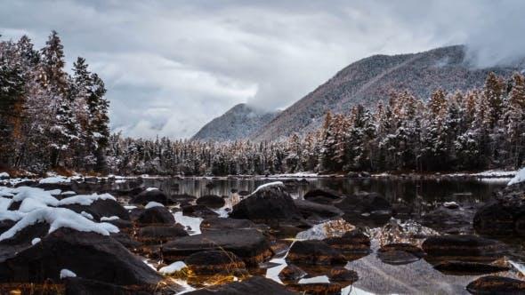 Thumbnail for Mountain Lake Landscape