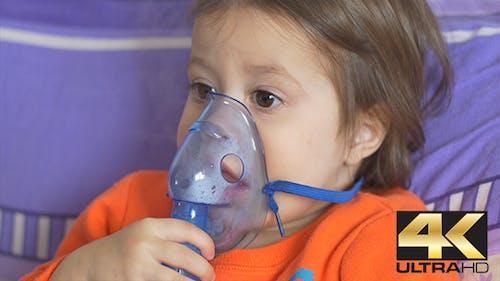 Child and Breath Nebulizer