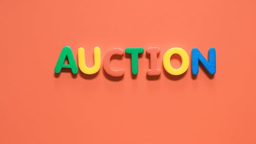 The Word Auction