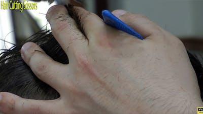 Men's Hair Cutting Scissors