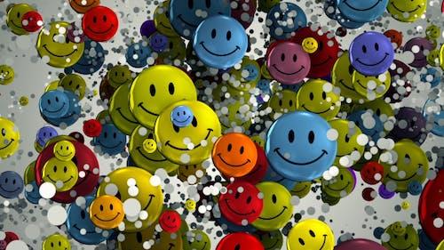 Lächelt Happy Smile