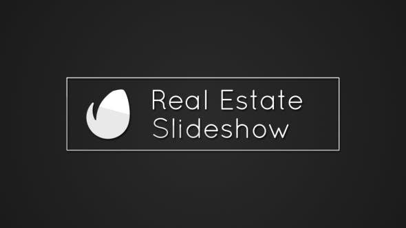 Real Estate Clean Slideshow