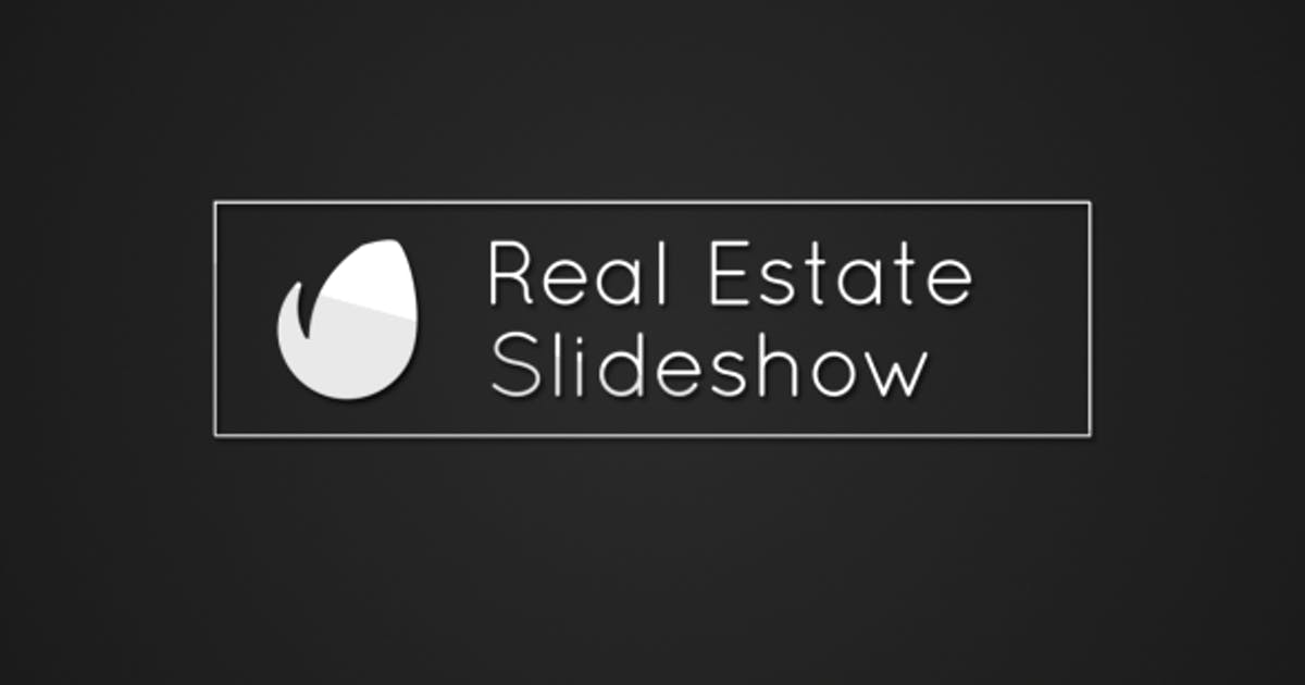 Download Real Estate Clean Slideshow by Treedeo