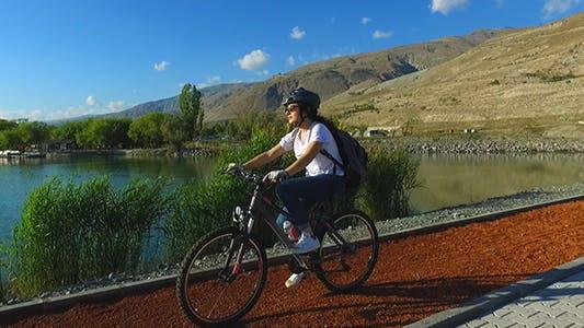 Thumbnail for Bike and Lake 5
