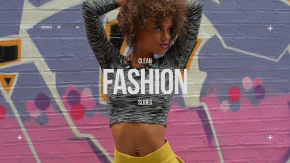 Thumbnail for Clean Fashion Slides