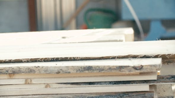 Thumbnail for Board In The Stack Wood Industry