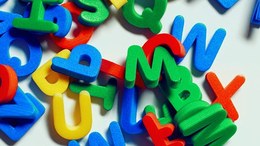 Thumbnail for Englisches Alphabet