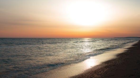 Thumbnail for Marine Sunset On The Sea