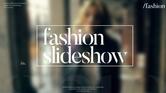 Thumbnail for Fashion Slideshow