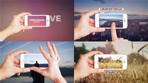 Thumbnail for Smartshow — Clean Smartphone Slideshow