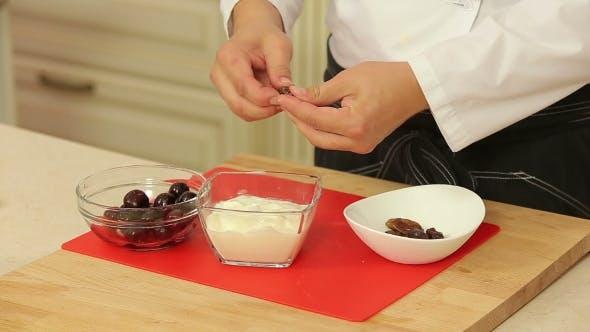 Thumbnail for Cherry Yogurt Topping
