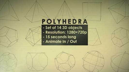 Thumbnail for Polyhedra