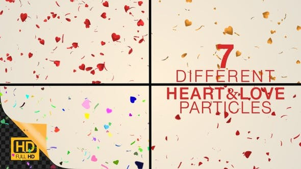 Thumbnail for Heart Particles