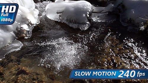 Frozen Creek Shore