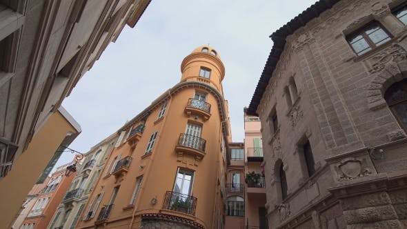 Thumbnail for Narrow Street In Monaco