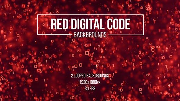 Red Digital Code