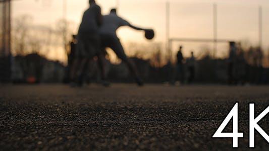 Thumbnail for Street Basketball