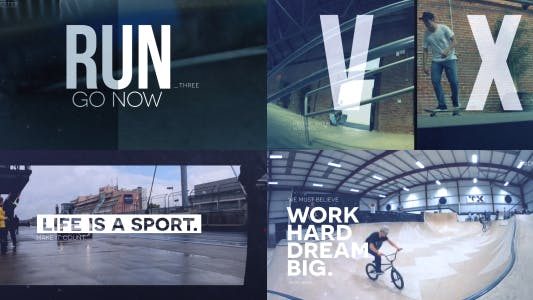 Thumbnail for Sport Slideshow