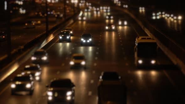 Thumbnail for Car Traffic Night