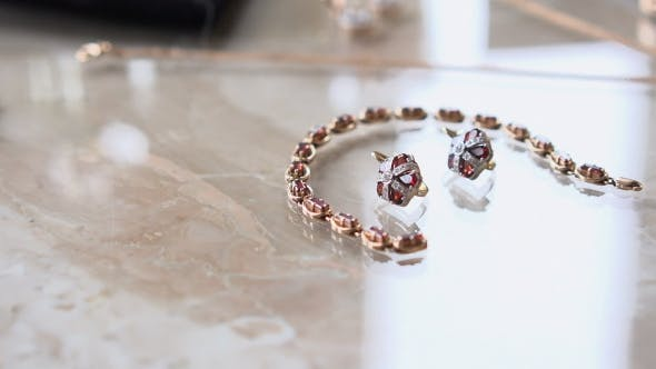 Thumbnail for Women's Jewelry On a Table