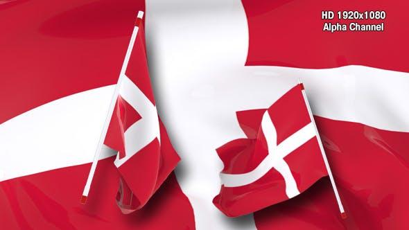 Cover Image for Flag Transition - Denmark