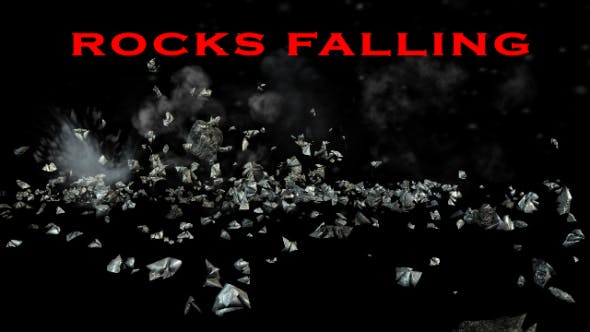 Thumbnail for Rocks Falling