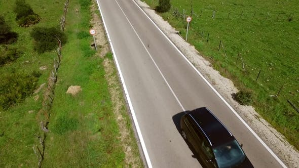 Thumbnail for Aerial View Of The Road