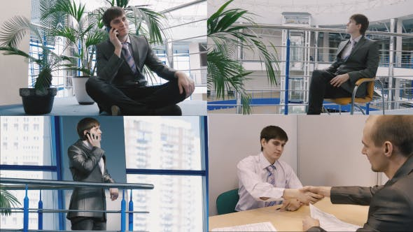 Thumbnail for Adventure Of Thr Young Businessman In A Business Center Pack
