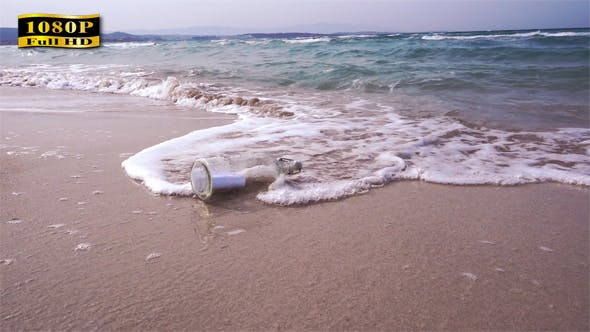 Cover Image for The Bottle At The Coast