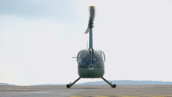 Thumbnail for Helicopter Taking Off