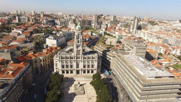 Thumbnail for Center of Porto City