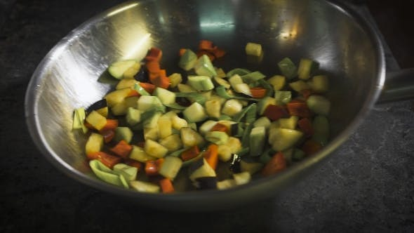 Thumbnail for Vegetables In The Pan