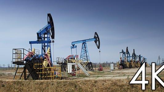 Öl-Produktion