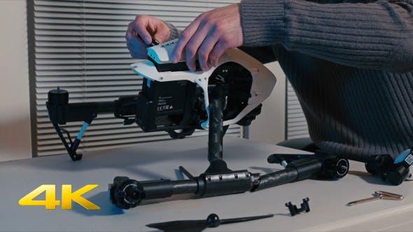 Thumbnail for Drone UAV Repair