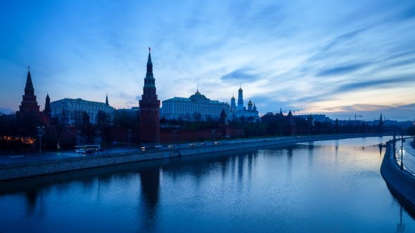 Thumbnail for Moscow Kremlin Dawn
