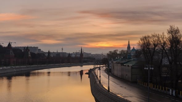 Thumbnail for Sunrise In Moscow, The Moscow Kremlin