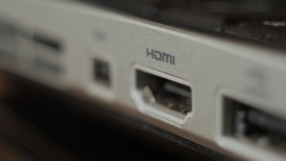 Laptop Computer With Hdmi Port