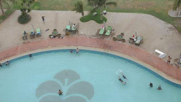 Thumbnail for Swimming Pool Crowd
