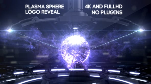 Thumbnail for Plasma Sphere Intro