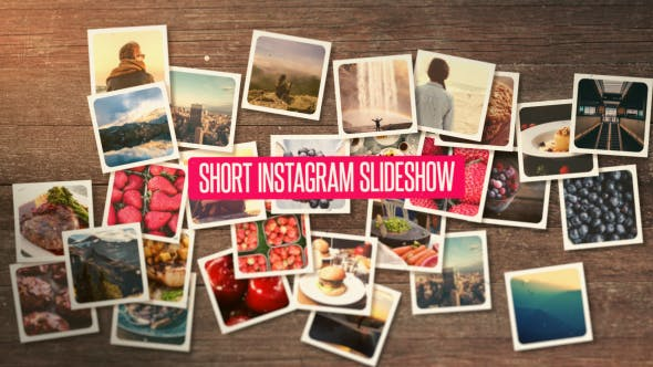 Thumbnail for Short Instagram Slideshow