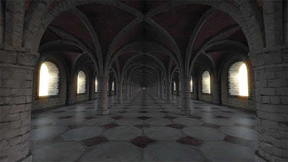 Thumbnail for Medieval Hall - Infinite Walk