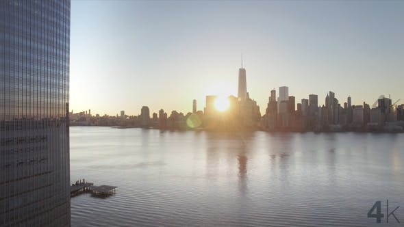 Thumbnail for New York Sunrise