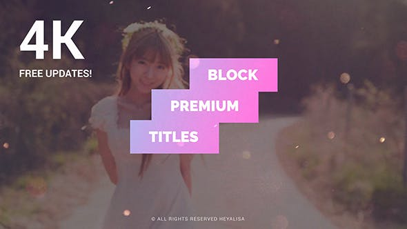 Thumbnail for Block | Premium Titles