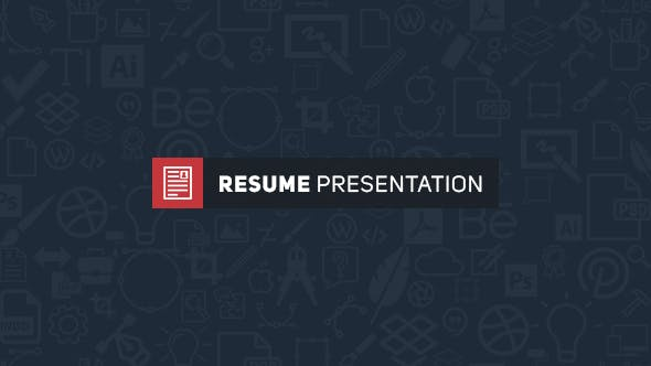 Thumbnail for Resume Presentation